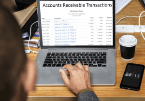 Tracking Accounts Receivable