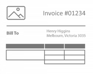 Numbering Invoices