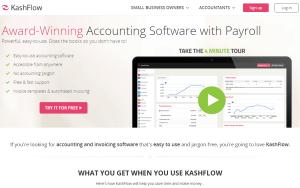 KashFlow.com