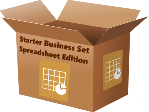 Spreadsheets for Starter Businesses